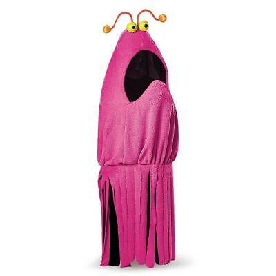 Sesame Street Costumes Adult (Sesame Street Adult Yip Yip Costume (Magenta Martian) XX-Large)