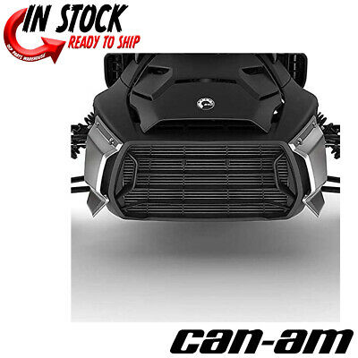 CAN AM FRONT GRILL TRIMS - ALUMINIUM - ALL RYKER MODELS - GENUINE OEM NEW
