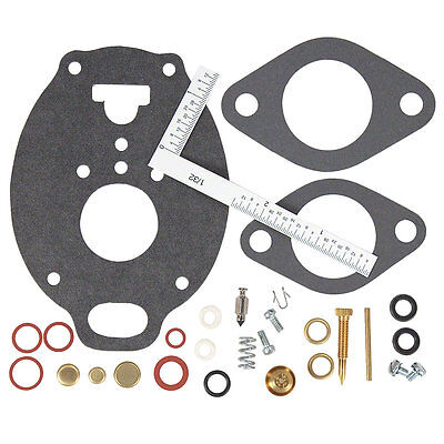 Carburator Repair Kit 33 65 150 165 175 302 304 180 Massey Ferguson Harris 212