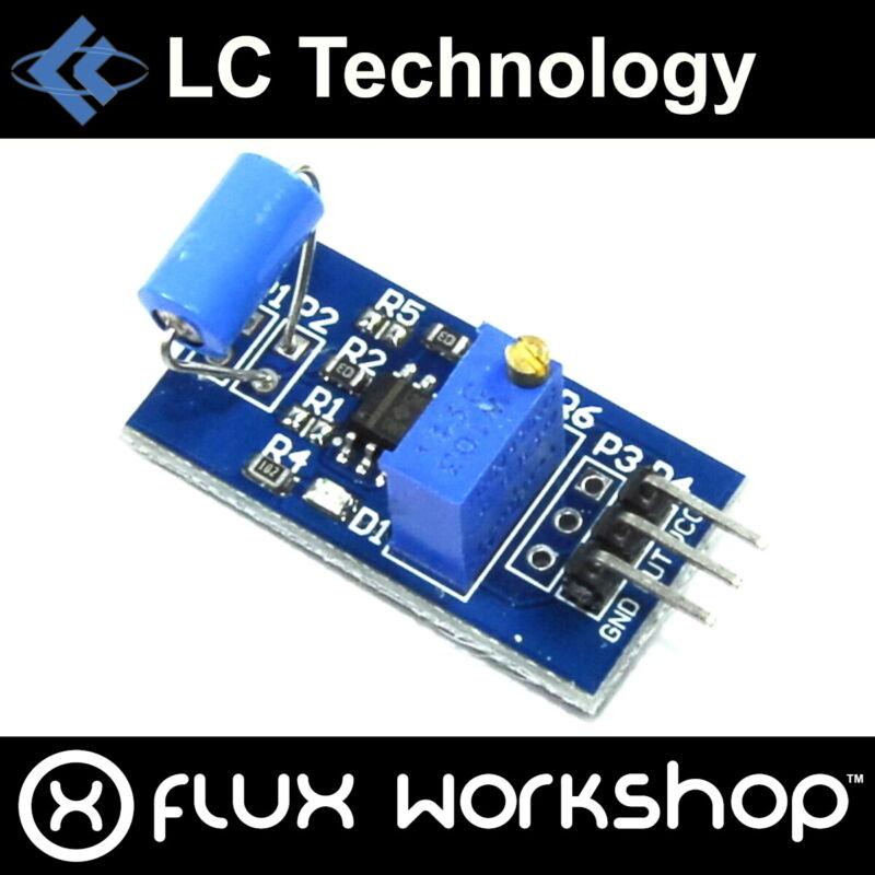 5pcs LC Technology Tilt Switch LM393 Easy Ball 5V Arduino Raspb Pi Flux Workshop