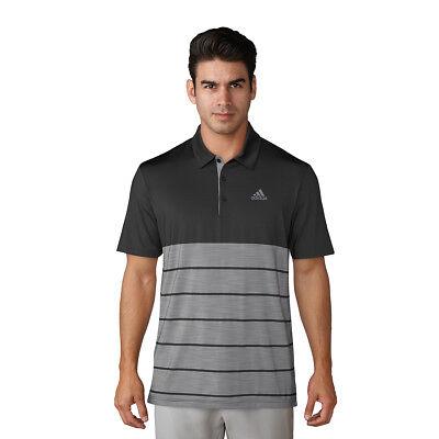 New - 2018 Adidas Men's ULT 365 Heather Golf Polo Shirt - D96145