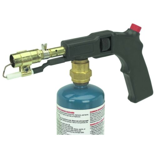 Portable Electric Start 3200 Degree Push Button  Propane Torch