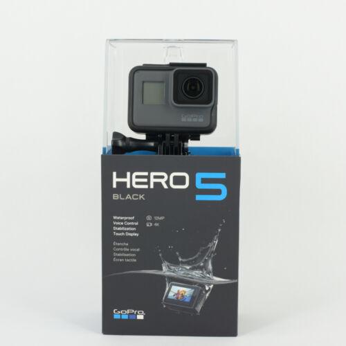 GoPro HERO5 Black 12 MP Waterproof 4K WiFi Camera Camcorder CHDHX-501