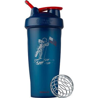 Blender Bottle Unconventional Edition 28 oz Shaker Mixer Cup w/ Loop Top - Moon Landing