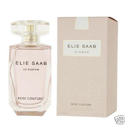 Elie Saab Le Parfum Rose Couture Eau De Toilette EDT 90 ml...