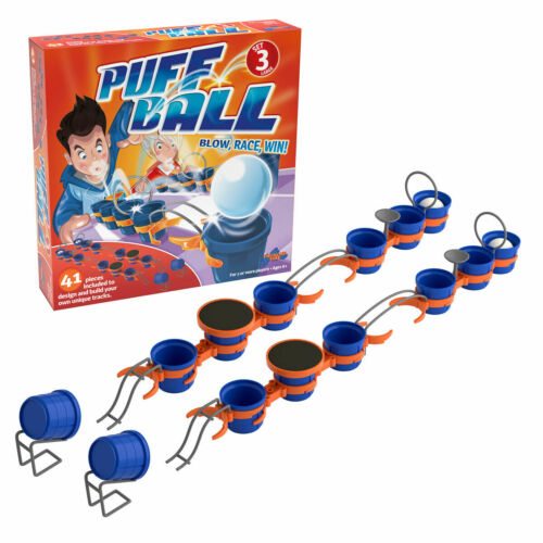 Puff+Ball+Game+Large+-+Size+3+-+Blow+the+Ball+Along+The+Course+New+Sealed
