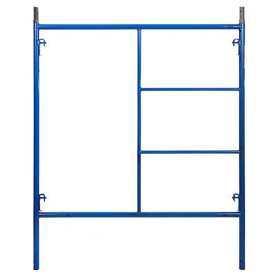 5 X 6 4 Section Of Blue Heavy Duty Scaffold - Quality Steel Mason Frames