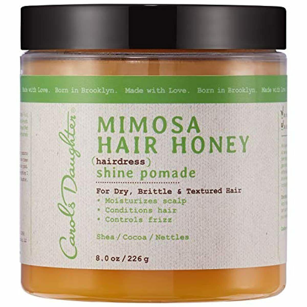 Carol's Daughter Mimosa Hair Honey Shine Pomade For Dry Hair