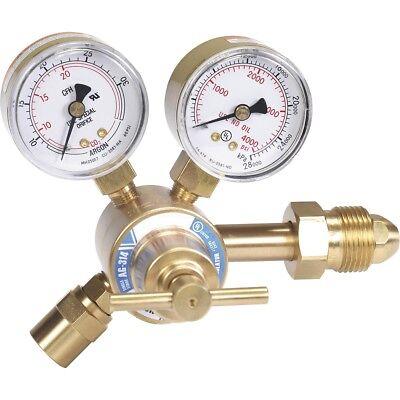 Argon Co2 Mig Tig Regulator Flow Meter Gas Welder Cga580 314ah-ar