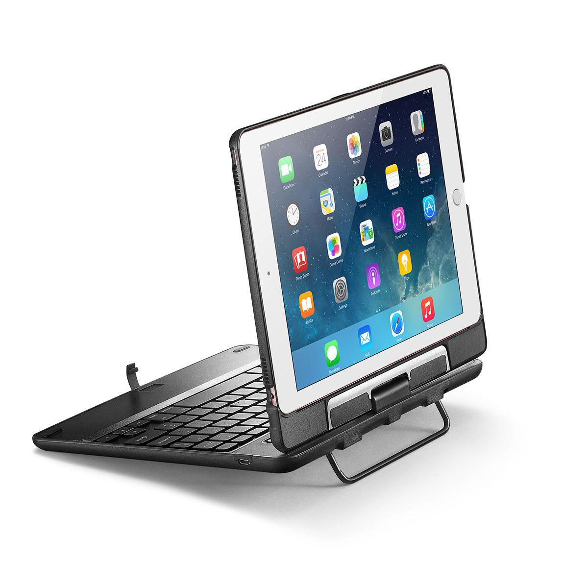 iPad Pro Keyboard Case, New Trent Airbender SmartPro Detacha