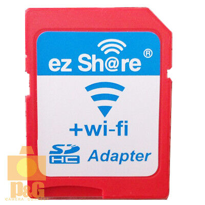 NEW BOXED ORIGINAL EZ SHARE WIFI microSD ADAPTER CARD // LIFETIME WARRANTY