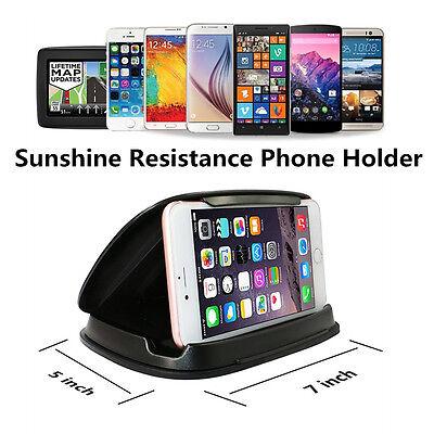 (Universal Car Dashboard Mount GPS Navigation Cell Phone Holder Bracket Anti-Slip)