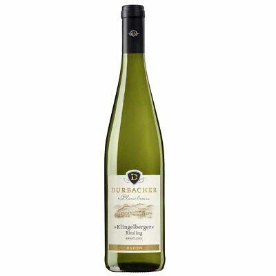Durbacher Plauelrain Klingelberger (Riesling) Spätlese Wein Weißwein