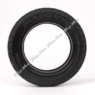 8 x 2.00-5 Tubeless Tire Tyre 8 Inch for Universal Electric Scooter E - 5 Scooter Tire