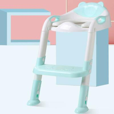 Potty Training Seat Toddler Toilet With Step Stool Ladder, For Kids Boys Girls
