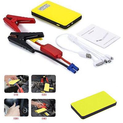 12V 20000Mah Multi Function Car Jump Starter Battery Charger Power Bank Booster