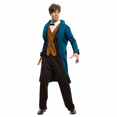 Fantastic Beasts And Where To Find Them Deluxe Newt Scamander Adult Costume - Fantastic Halloween Costumes