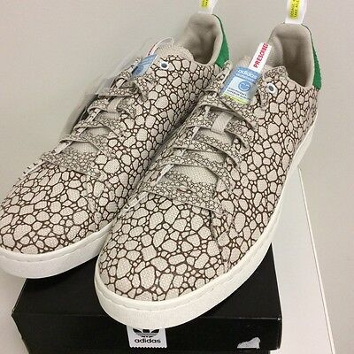 Us Size 11 5 Aq7936 Bait X Adidas Stan Smith Vulc Happy 420 Hemp Men Us 11 5