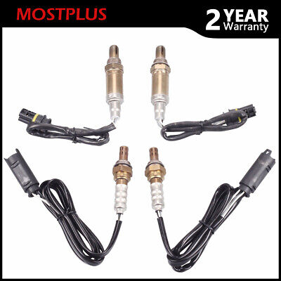 4 O2 Oxygen Sensor Upstream & Downstream For BMW 323i 330i 525i 530i X3 X5 Z3 Z4