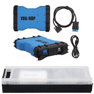 TCS CDP PRO OBD1 OBD2 PKW LKW Diagnosegerät BLUETOOTH Diagnose Auto Scanner