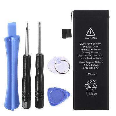 1560Mah Li Ion Replacement Internal Original Battery For Iphone 5S 5C   Tools