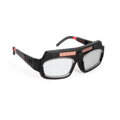 True Color Battery Power Auto Darken Welding Goggles Mask Helmet Welder Glasses