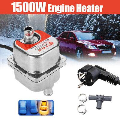 220-240V 1500W Car Engine Heater Preheater Coolant Heating Air Parking Heater #