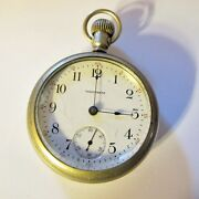 Waltham 15 Jewel Pocket Watch