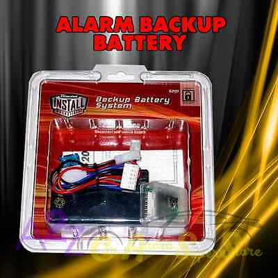 NEW DIRECTED DEI 520T BACKUP CAR ALARM 12V BATTERY SYSTEM VIPER CLIFFORD PYTHON