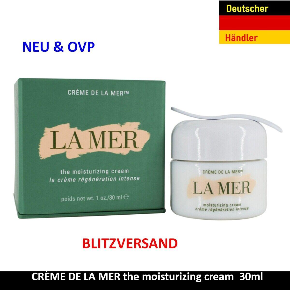 La Mer - 30 ml - Creme de la Mer - The Moisturizing Cream - Neu - RESTPOSTEN