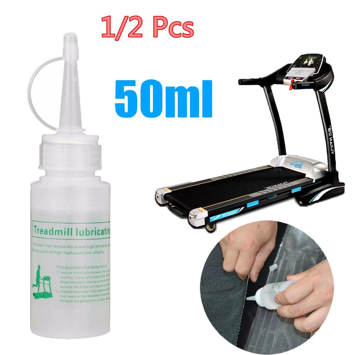 50ml Clear Silicone Oil Treadmill Belt Lubricant Walk