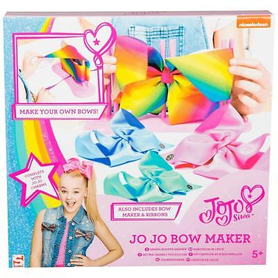JoJo Bow Maker Deluxe Christmas Gift Best Present For Little Girl 5 - 12
