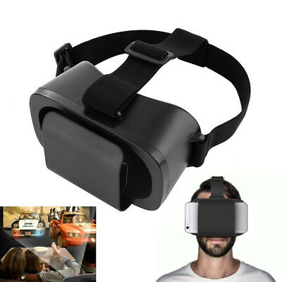 Virtual Reality Vr Headset 3D Glasses For Samsung Galaxy S8 Plus Iphone 7 Plus