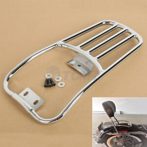 Rear Fender Luggage Rack Mounting Fit For Harley-Davidson Softail FLSTN 06-18