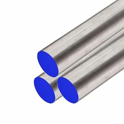 6061-t6511 Aluminum Round Rod 0.375 38 Inch X 12 Feet 3 Pieces 48 Long