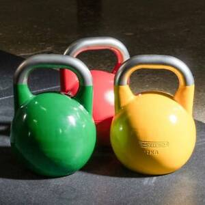 KETTLEBELL PACKAGE (Competition Level)  24KG, 28KG, 32KG