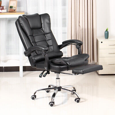 High Back Computer Office Chairs Executive Swivel Leather Racing Gaming Chairs