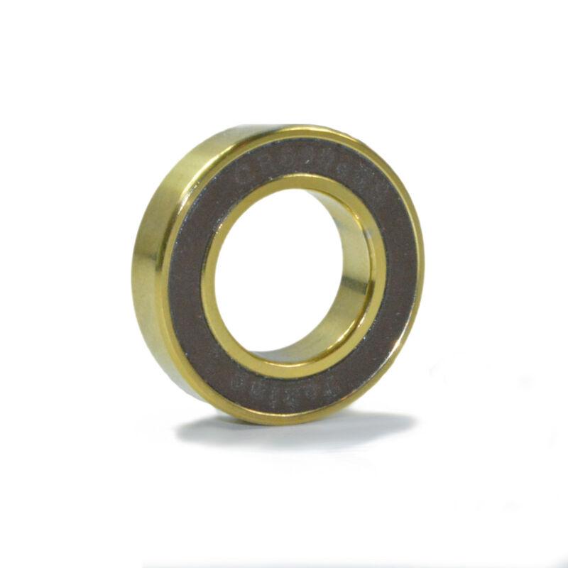 OMNI Racer Worlds Lightest TiN Titanium Ceramic Bearing: 6902, 61902 15x28x7mm