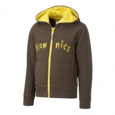 Kids OFFICIAL Brownie Long Sleeved Hoodie  - All Sizes ( 100% Cotton New  ()