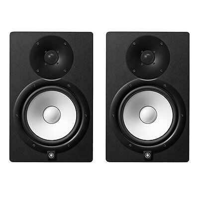 Yamaha Hs8 Powered Studio Monitor Pair   Used