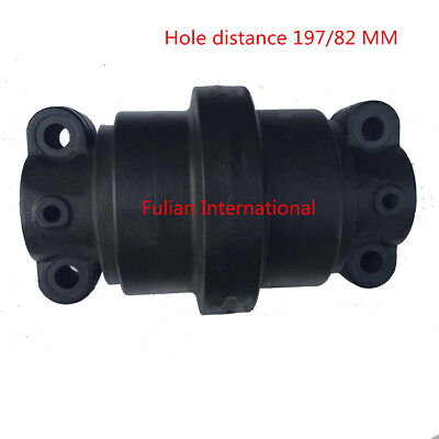 New Mini Excavator Track Roller For Hitachi Ex60-5hole Distance 19782mm