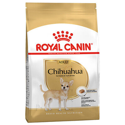 Royal Canin Chihuahua Adult Breed Health Nutrition Dog Food 1.5kg