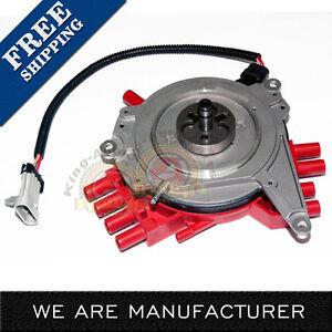 Ignition Distributor for Optispark LT1 Chevy Camaro Caprice Corvette +Harness