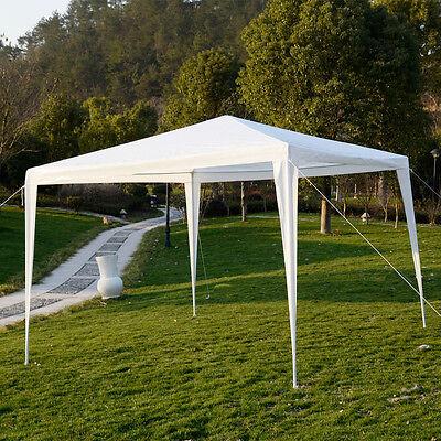 10'x10'Outdoor Canopy Party Wedding Tent Garden Gazebo ...