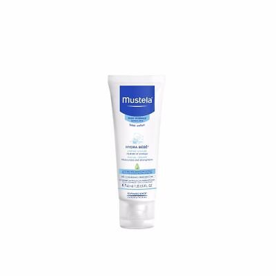 Mustela Hydra Bebe Face Cream 40ml, 1.35 fl. oz
