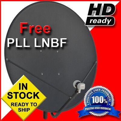 36 Inch 90 cm Free To Air FTA Satellite Dish & HD LNBF