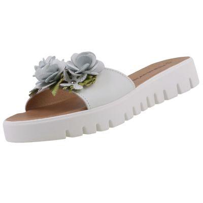 NEU Tamaris Damenschuhe Gr 41 Schuhe Plateau-Pantoletten Sandalen Clogs Leder