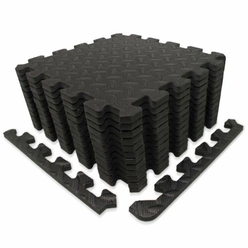 9HORN Exercise Mat/Protective Flooring Mats with EVA Foam In