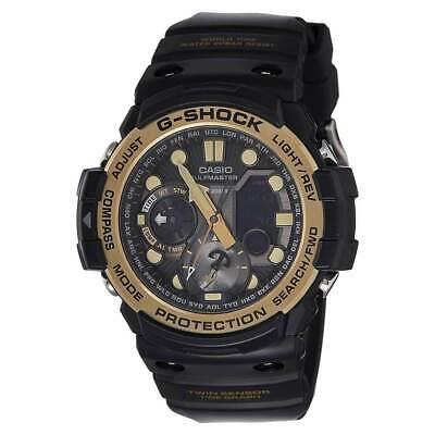 Casio Men's Watch G-Shock Gulfmaster Black Analog-Digital Dial GN1000GB-1A