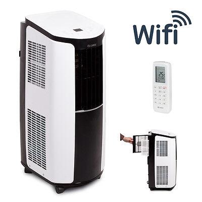 GREE mobile Klimaanlage 2,6kW Shiny WiFi 9000 BTU Klima mobiles Klimagerät WLAN